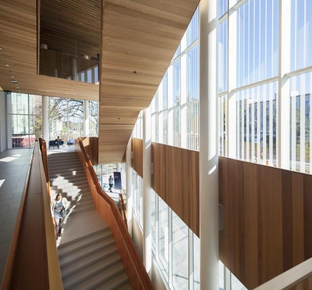 Image ofRobert H. Lee Alumni Centre at UBC