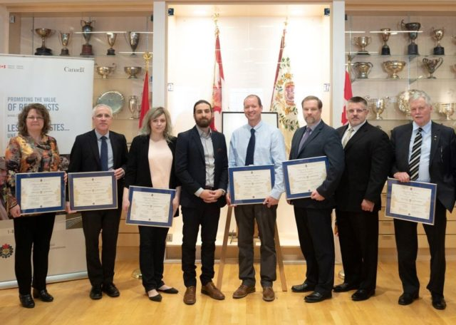 Image ofGlotman•Simpson Receives Award for Firm's Support of the Canadian Armed Forces Reserves