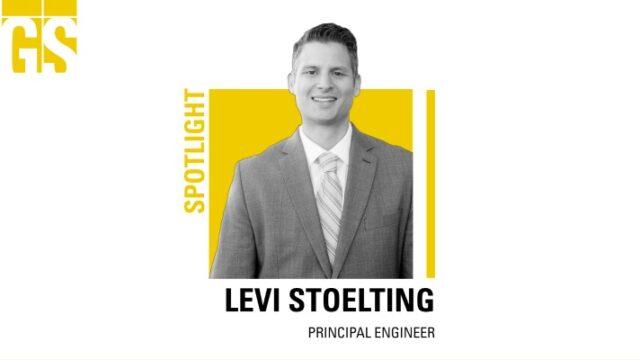 Image ofGSer Spotlight: Levi Stoelting